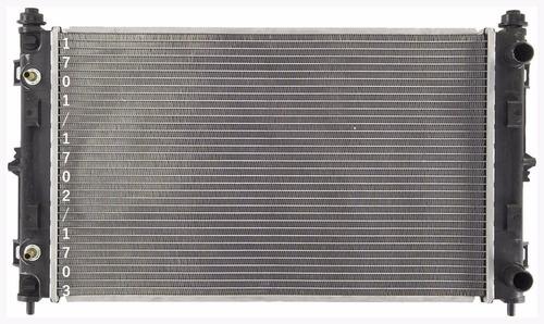 radiador de dodge stratus 2.0l 2.4l 2.5l 1995 - 2000 nuevo!!