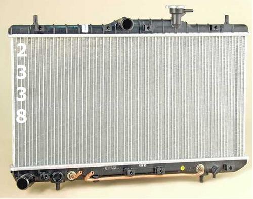 radiador de dodge verna 1.6l l4 2003 - 2006 nuevo!!!