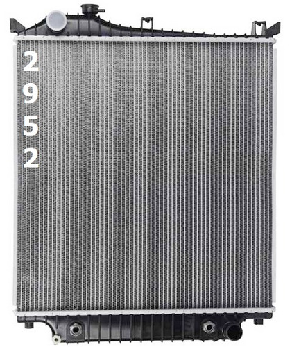 radiador de ford explorer sport trac 2007 - 2010 nuevo!!!