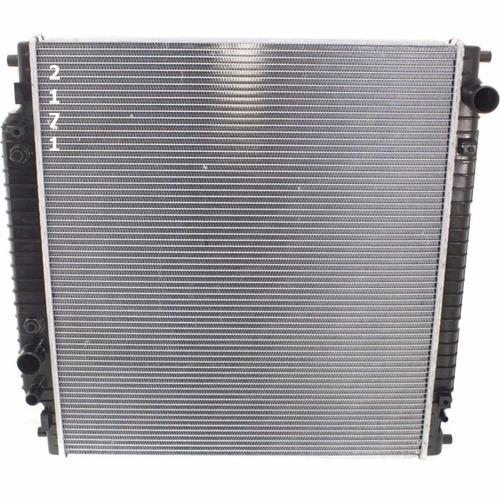 radiador de ford f250 f350 f450 f550 1999 - 2004 nuevo!!!