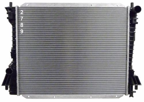 radiador de ford mustang 2005 - 2010 nuevo!!!