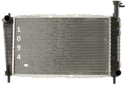 radiador de ford taurus 3.0l 3.8l v6 1988 - 1995 nuevo!!!