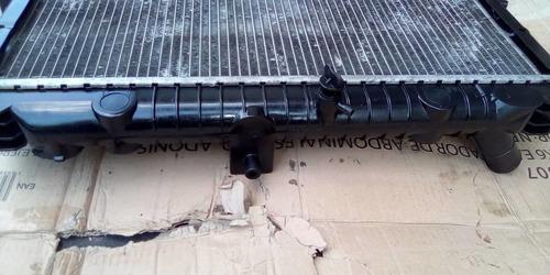 radiador de kia pregio