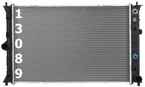 radiador de mazda 6 mazda6 3.7l v6 2009 - 2010 nuevo!!!