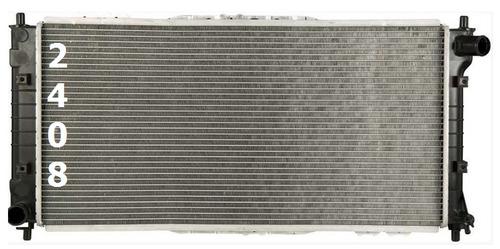 radiador de mazda 626 2.5l v6 2000 - 2002 nuevo!!!