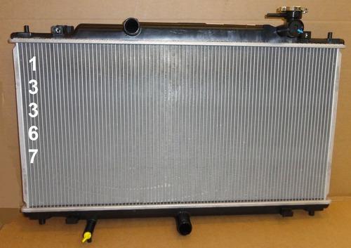 radiador de mazda6 / mazda 6  2014 - 2015 nuevo!!!