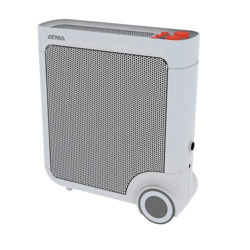 radiador de mica atma 2000w rm5316e termostato 2 niveles