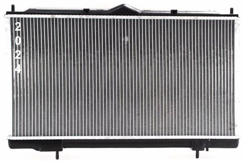 radiador de mitsubishi eclipse 2.0l l4 turbo 1995 - 1999