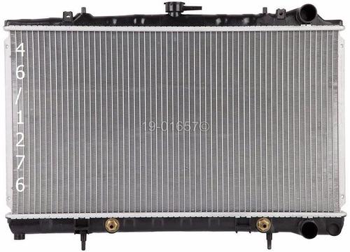 radiador de nissan 240sx 2.4l l4 1989 - 1994 nuevo!!!
