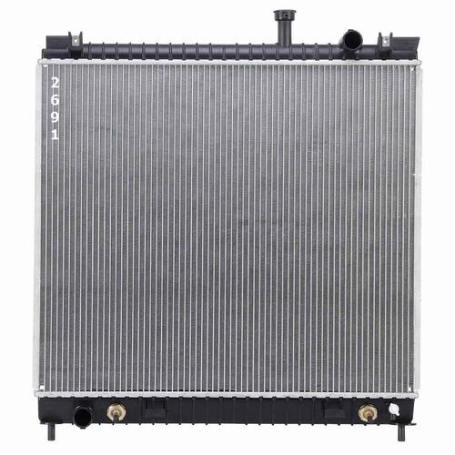 radiador de nissan armada 5.6l v8 2004 - 2015 nuevo!!!!
