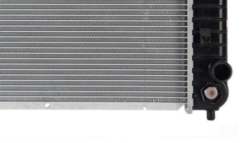 radiador de oldsmobile cutlass 3.1l v6 1997 - 1999 nuevo!!!
