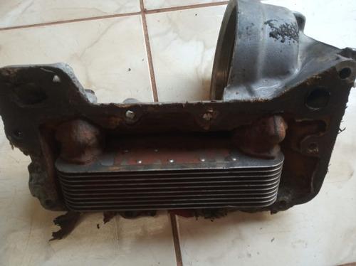 radiador de oleo com suporte-om449