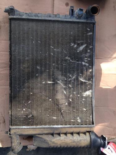 radiador de peugeot 306 ..original.
