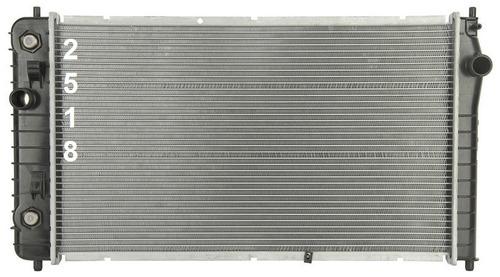 radiador de pontiac sunfire 2002 - 2005 nuevo!!!