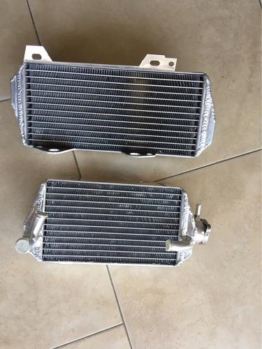 radiador de rmz 450 año 2009 a 2012