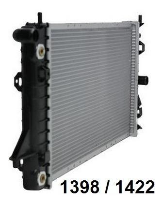 radiador de saturn sc / sl / sw 1991 - 1993 nuevo!!!