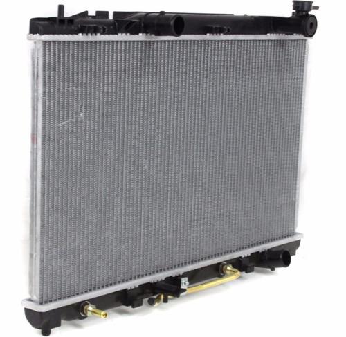 radiador de toyota camry 2.4l l4 2007 - 2011 nuevo!!!