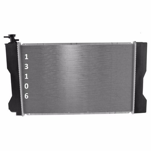radiador de toyota corolla 1.8l l4 2009 - 2015 nuevo!!!