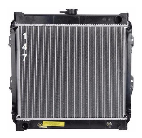 radiador de toyota pickup 4wd / 4x4 2.4l l4 1984 - 1995