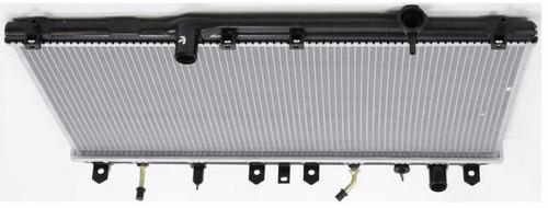radiador de toyota solara 2.2l l4 1999 - 2001 nuevo!!!