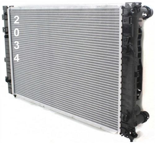 radiador de volkswagen passat 1.8l 2.0l l4 1998 - 2005