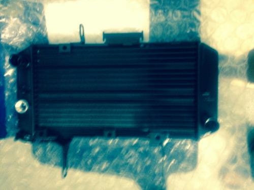 radiador de vstrom dl650 abs