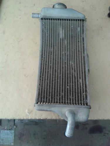 radiador de yz450f 2008,,usado