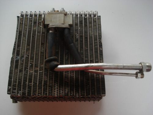 radiador do ar quente vw gol