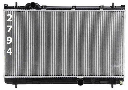 radiador dodge neon srt-4 2.4l turbo standard 2003 - 2005