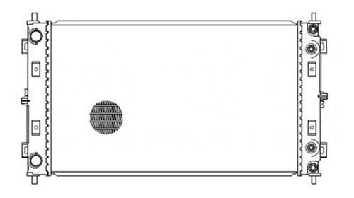 radiador dodge stratus 1995 -2000 2.0/2.5 lts automatico rxc