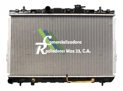 radiador elantra automatico