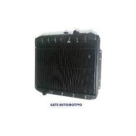Radiador F1000 4000 Motor Mwm Novo Ate 1991 03 Tubos