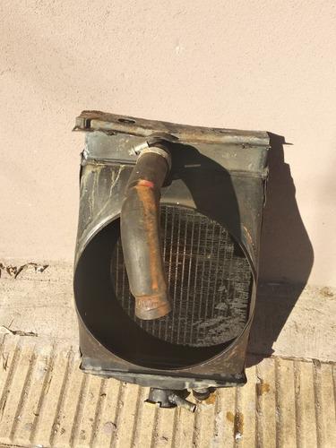 radiador fiat 600