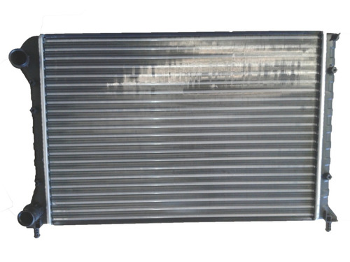 radiador fiat doblo 1.3/1.6/1.8 16v. 2001 com ar