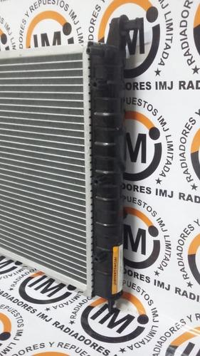 radiador fiat palio / siena 1996/2002 mecánico laminilla