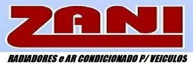 radiador fiat palio/siena/strada motor fire 2001 à 2012
