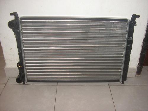radiador fiat uno fiorino fire 1.3 / 1.4 con aire visconde