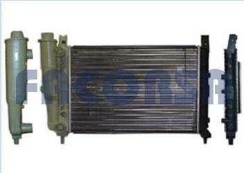 radiador fiat uno fire / fiorino c/deposito