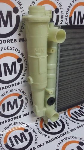radiador fiat uno / premio / fiorino tubo redondo tapa rosca