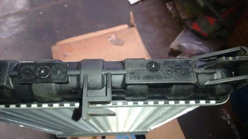 radiador fiesta 1.3 s/acd 96 orig ford-97fb8005ca