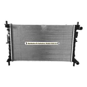 Radiador Fiesta Move / Power / Max Aut 04-13