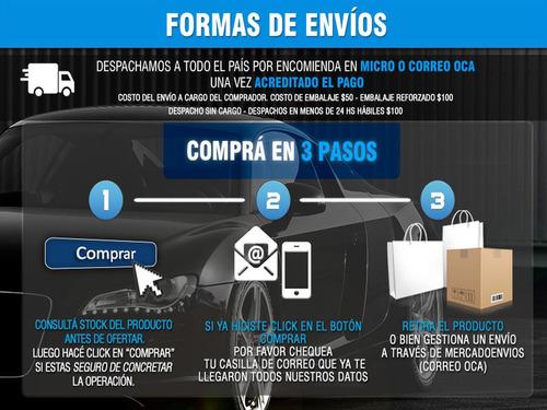 radiador ford ecosport 1.4 / 1.6 / 2.0 nafta-diesel todos!!
