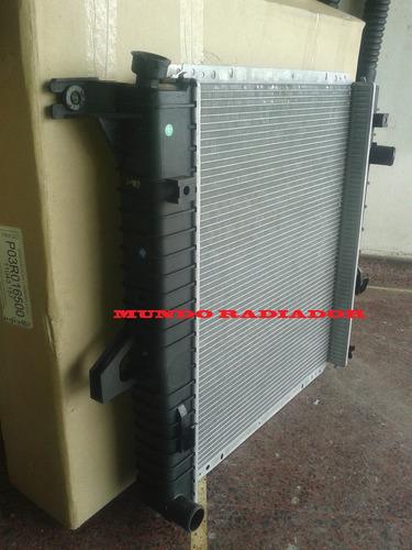 radiador ford explorer  ranger  mot 4.0 v6