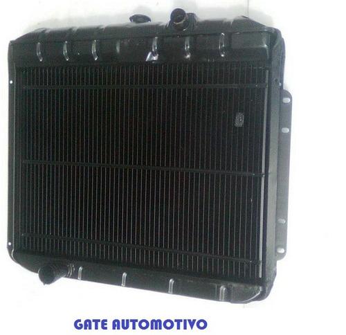 radiador ford f1000 / f4000 motor mwm