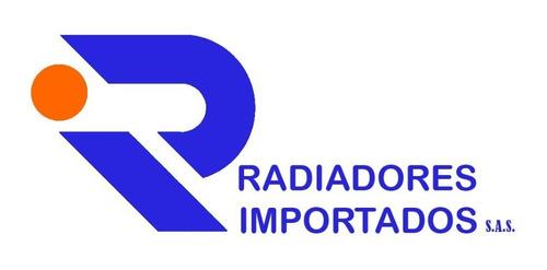 radiador ford fiesta titanium 2012 / ecosport 2015