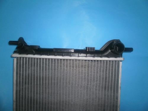 radiador ford focus 1.6 - 1.8 nafta diesel c/aire reforzado!