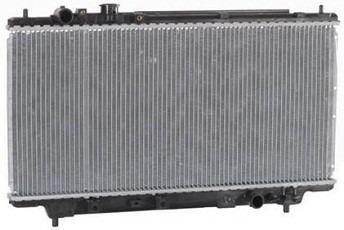 radiador ford laser motor  1,6 / 1,8 sincrónico nuevo
