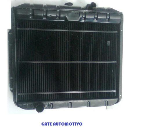 radiador ford motor