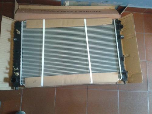 radiador ford scape