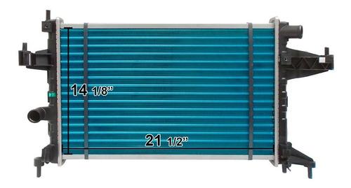 radiador gm corsa/tornado  todos 2002-2010